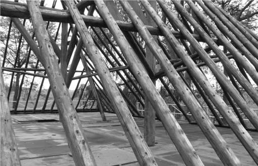 afbeelding van transformatie stolpboerderij monnickendam