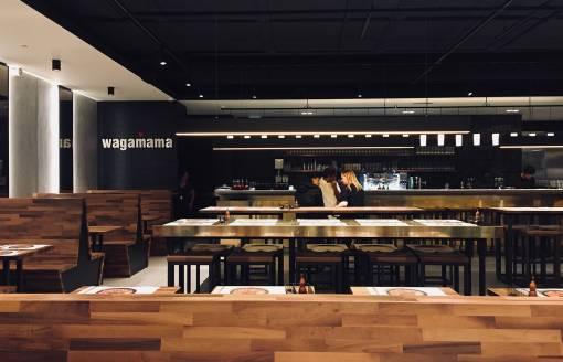 afbeelding van wagamama