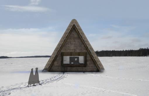 afbeelding van prijsvraag retreat in nature