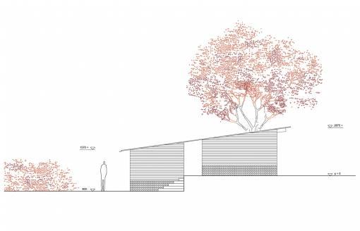 afbeelding van uitbreiding carport landgoed de bavel