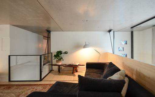 afbeelding van loft appartement amsterdam
