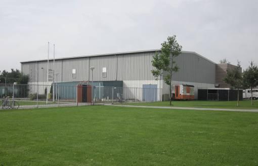 afbeelding van renovatie sporthal midwoud
