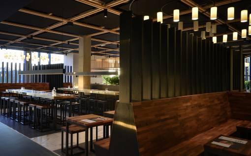afbeelding van wagamama mall of the netherlands