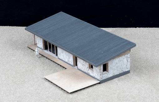 afbeelding van tiny house oosterwold