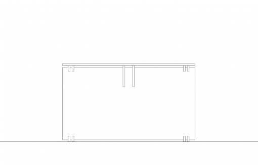 afbeelding van vergadertafels